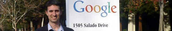 A la entrada de Google